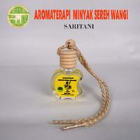 Parfum Mobil Gantung / Aromaterapi / Aroma SEREH WANGI