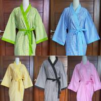 Baju Pasien Kimono Tidur Pria Wanita Katun Jumbo