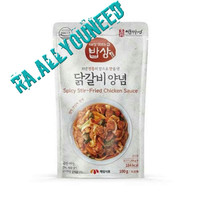 Maeil Foods Spicy Stir Fried Chiken Takkalbi - Saus Bumbu Ayam Pedas