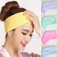 Bando Masker Facial Headband Bandana Untuk Maskeran WB013