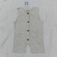 Baju Baby Romper Jamsuit untuk 9-24 bulan