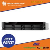 QNAP TS-832PXU-RP-4G 8-BAY Rackmount NAS 4GB Server External