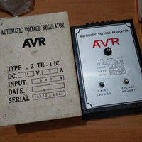 AVR Genset AVR Generator type 2TR-1IC