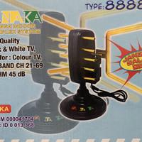 Antena Indoor Dalam Tanaka 8888 C - Antena TV LED