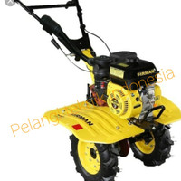 Mini traktor firman FTL 900 H ( alat bajak sawah portable )