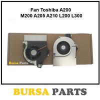 FAN TOSHIBA A200 M200 M201 M202 M203 A205 A210 A300