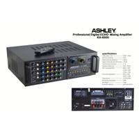 Amplifier Ashley KA 6500 original power Ampli karaoke ka6500