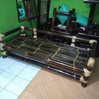 bale bambu ikat rotan 80x180cm