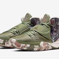 Sepatu Basket Nike Kyrie 6 Preheat Shanghai