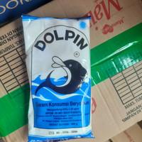 Garam Dolphin Meja Beryodium 500gr / Garam dolpin