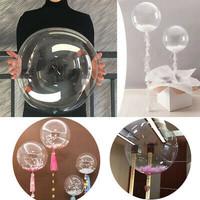 Balon PVC / Balon Bobo / Balon Transparant 24 Inch Medan