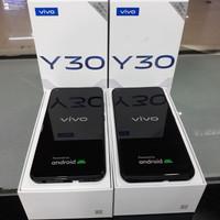 Vivo Y30 Ram 4/128gb Second Fullset Original Vivo Indonesia