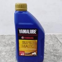 Oli Yamaha Yamalube super matic AT SAE 10W-40 isi 1 liter