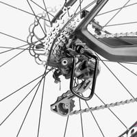 RD Protector / Pelindung Rear Derailleur Aksesoris Gear Sepeda - Hitam