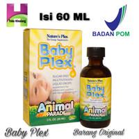 Natures Plus / Nature's Plus Baby Plex / Vitamin Anak 60 ML