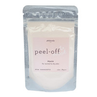 Masker Peel Off / Rubber Mask Philocaly Skin 30gr - Peach