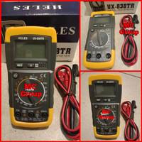 MULTITESTER HELES UX838 TR MULTITESTER avometer digital ux 838 tr