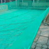 jaring ternak ikan bibit bahan kasa hijau