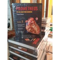 3 BUKU - PROMETHEUS (Edisi 3): ATLAS ANATOMI TUBUH MANUSIA, Michael Sc