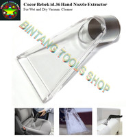 Cocor Bebek Vacuum Extractor id.36 Hand Nozzle for Wet and Dry Vacuum