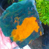 nagasui super klawing bahan akik bukan black opal garut kalimaya C45