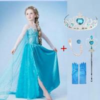 gaun frozen anak gratis aksesoris baju frozen kostum princess anak 67