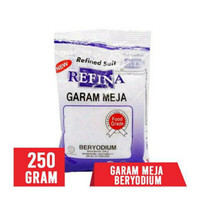 Garam Refina Beryodium 250 gr