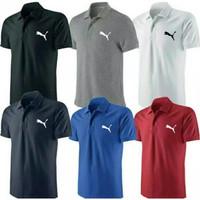 Kaos polo shirt pria puma / kaos berkerah / polo shirt pria