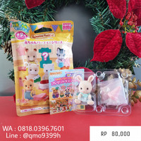 Sylvanian Families Baby Collection Party Series Original Epoch Rabbit