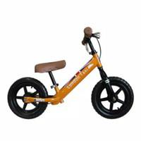 Sewa Balance Bike London Taxi - Orange 4 Minggu