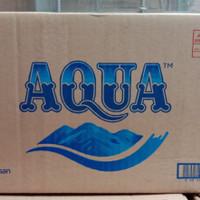 Air Mineral AQUA cup 250 ml