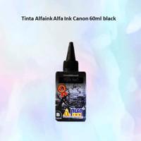 Tinta Alfaink Alfa Ink Canon 60ml Black