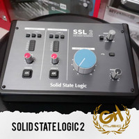 Solid State Logic SSL 2 Professional Audio Interface