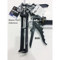 Tembakan Lem Kaca PREMIUM Sealant Silicone Caulking Gun Silikon TOHO