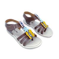 Sepatu Sandal Anak Perempuan NoNaMe Raica - Brown