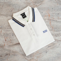 hugo boss polo shirt t-shirt authentic paddy 100% original