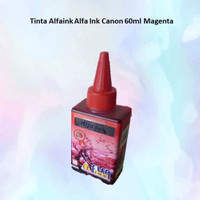 Tinta Alfaink Alfa Ink Canon 60ml Magenta