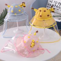 bucket hat face shield bayi - Faceshield baby