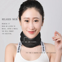 Alat Penyangga Leher Penegak Leher Neck Support Terapi Cervical BANTAL