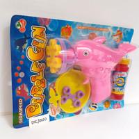 Bubble Gun / Mainan Pistol Gelembung Balon Sabun