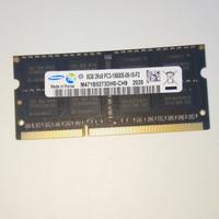 RAM LAPTOP NB DDR3 8GB 1333mhz PC3 10600 SAMSUNG ORIGINAL