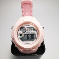 Jam tangan digital Anak dan remaja water Resist Lasika 7112