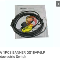 Banner QS18VP6LP Photoelectric Switch