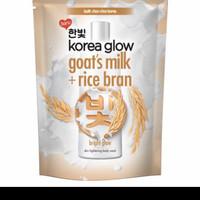 Korean Glow Milk + Rice Bean Sabun Cair 400ml
