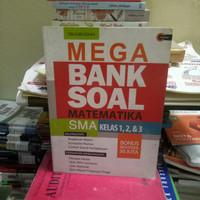 Mega Bank Soal Matematika SMA