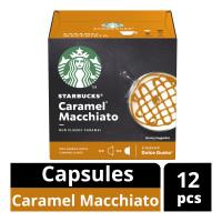 Starbucks Coffee Capsules - Caramel Macchiato