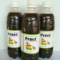 Proci Pupuk organik cair urin kelinci ajaib