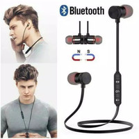 Headset Bluetooth Sport Stereo magnetic