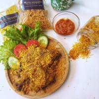 Ayam goreng kuning-isi 5pcs (Dada)