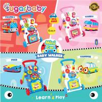 Sugar Baby Mini Car Learn. Push Walker (Baby Walker) adalah mainan a